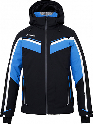 Trueno Jacket (Black)